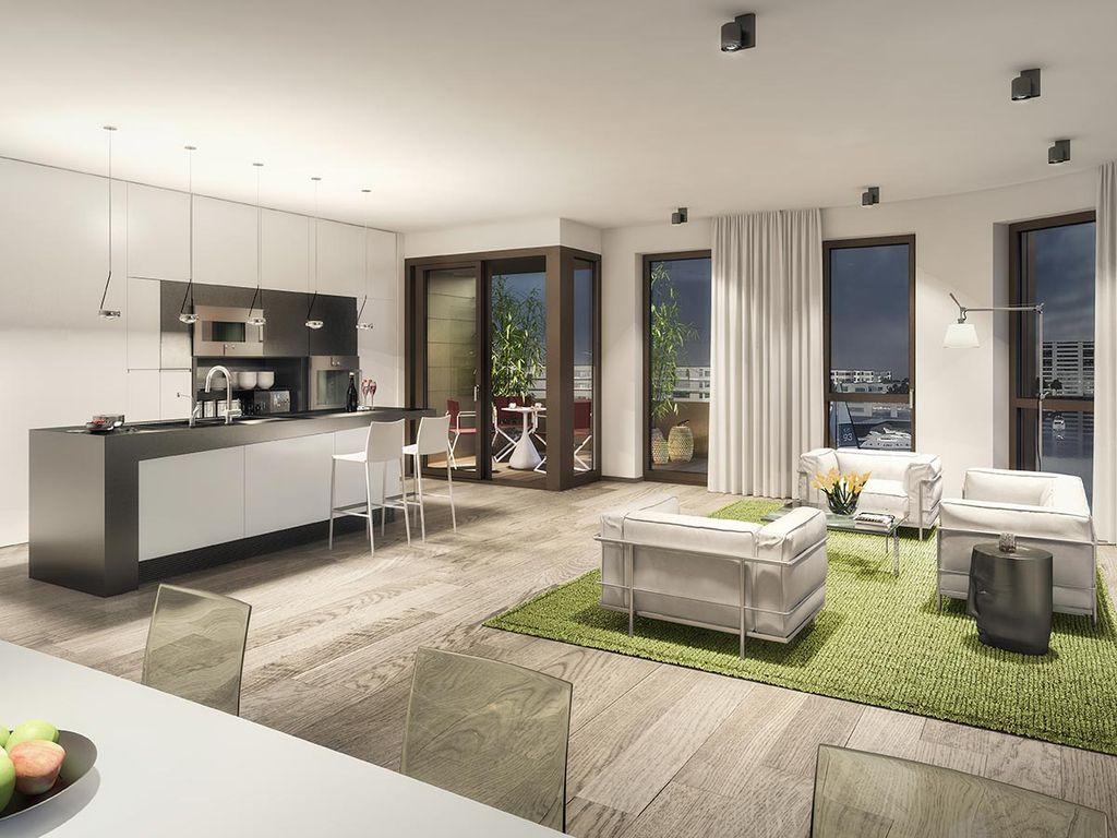 PANDION DOXX - Barrierefreie 3-Zimmer-Wohnung auf ca. 93 m² ideal ...