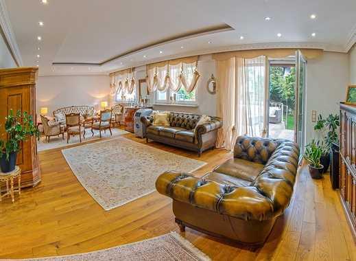 Luxuriöse Großvilla mit stilvoller Ausstattung und wunderschönem Außenbereich! Provisionsfrei!
