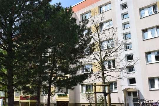 Gemütliche 2-Raumwohnung mit Balkon