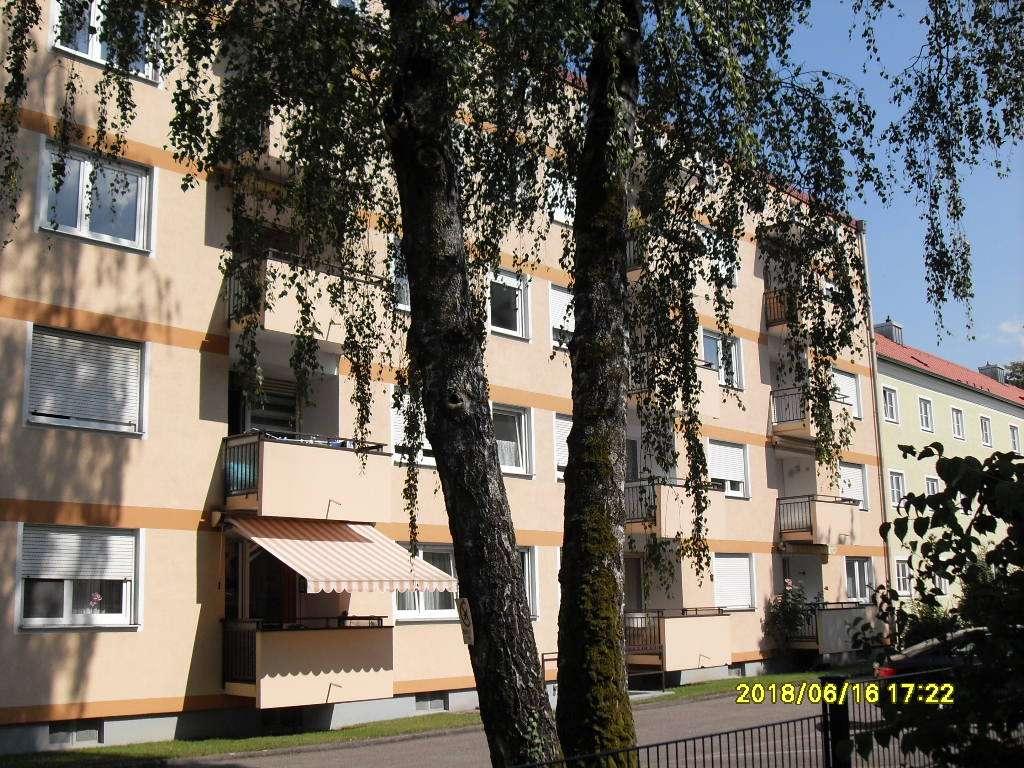 Neuwertige 3-Zimmer-Wohnung mit Balkon in Mühldorf am Inn in Mühldorf am Inn