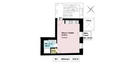 *Ludwigs-Isarvorstadt*Komplettsanierung*1 Zimmer*möbliert*EBK*Keller*Parkett* in Ludwigsvorstadt-Isarvorstadt (München)
