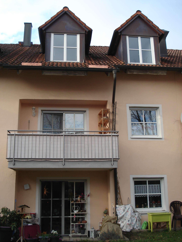 Schöne 2-Zimmer-Wohnung mit Blick ins Grüne in Deggendorf