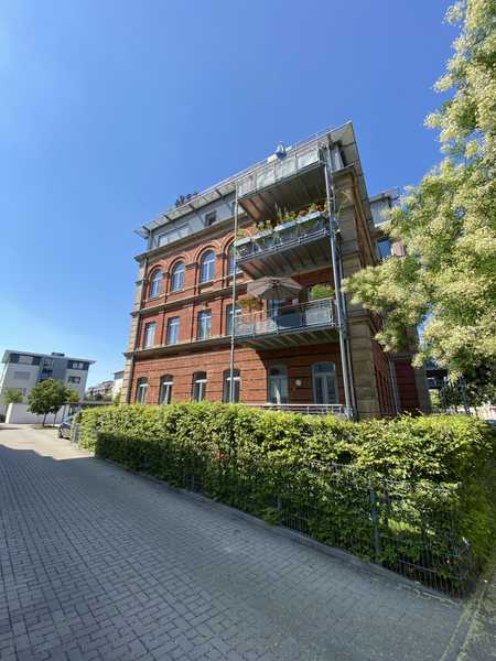Südstadtpark: Wohnung mit Balkon & Garten in Südstadt (Fürth)