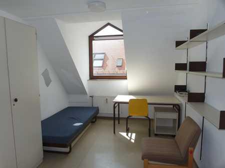 möbliertes Einzelappartement im Studentenwohnheim ab 01.10.2020 in Erlangen - Zentrum (Erlangen)