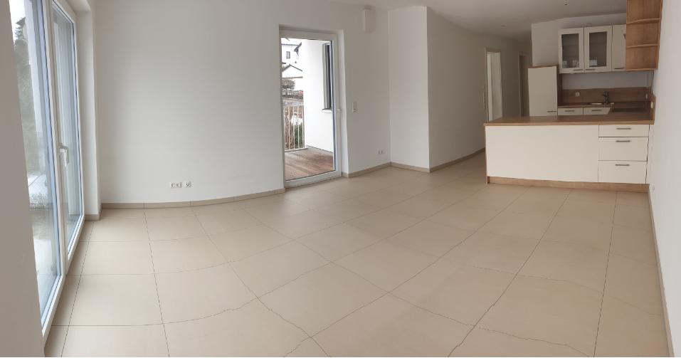 Neuwertige 3-Zimmer-Wohnung mit Balkon und EBK in Pfaffenhofen in
