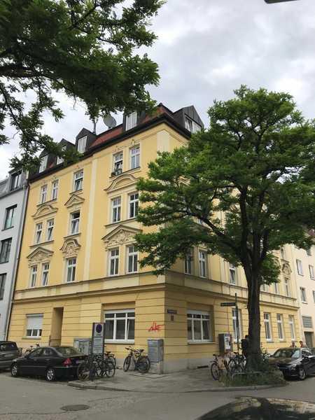 Stilvolle, neuwertige 3-Zimmer-Wohnung mit Einbauküche in Au, München in Au (München)