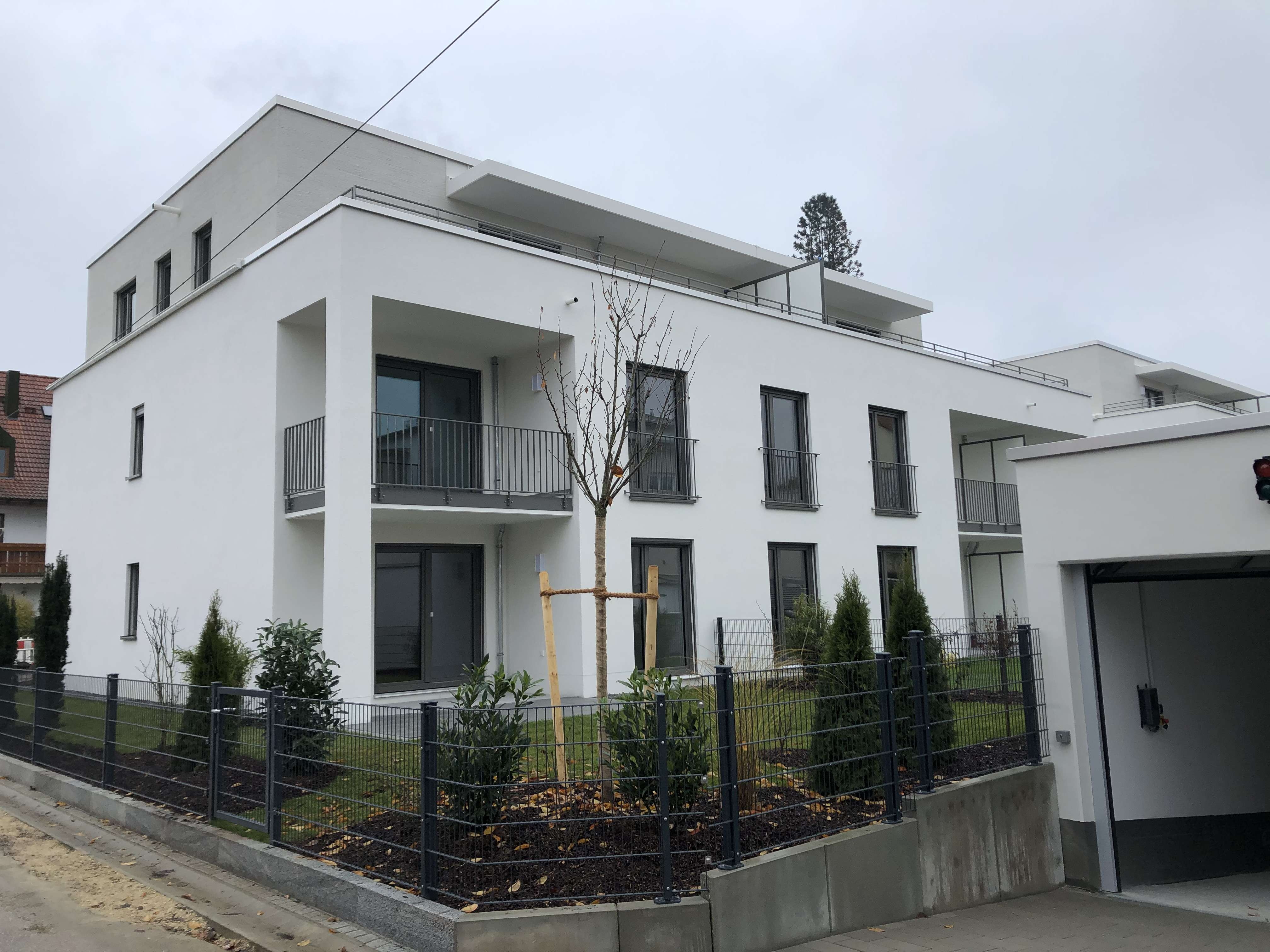 Exklusive 2-Zimmer Penthouse-Wohnung mit vielen Extras -Neubau- in Moosburg an der Isar