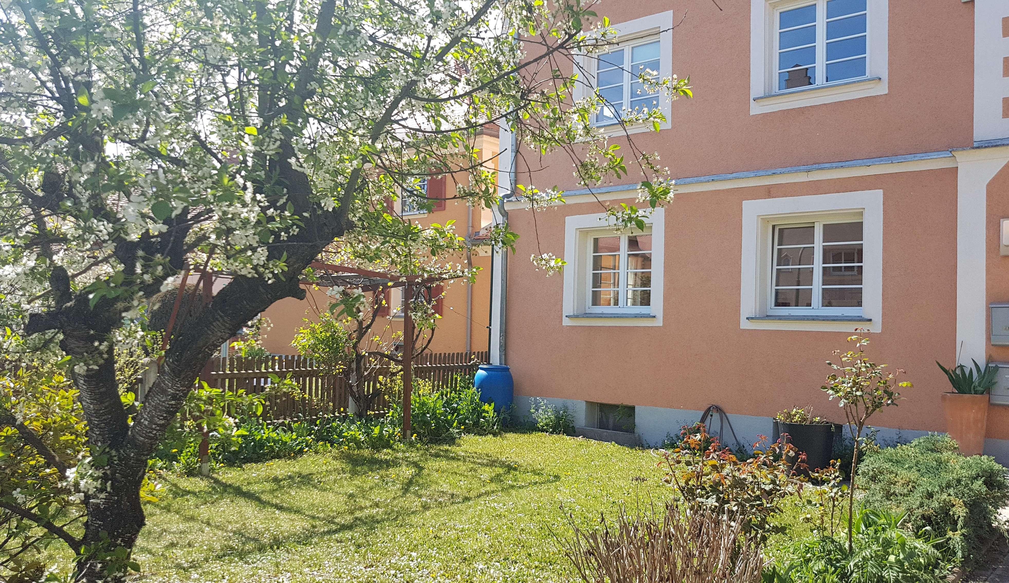 Freundliche 4-Zimmer-Wohnung auf 2 Etagen in Nürnberg in Werderau (Nürnberg)