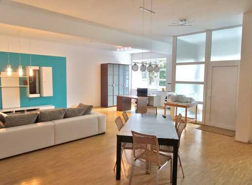 Viel Loft nach oben: 114 m² moderner Wohnraum in Zentrumslage - auf Wunsch möbliert!