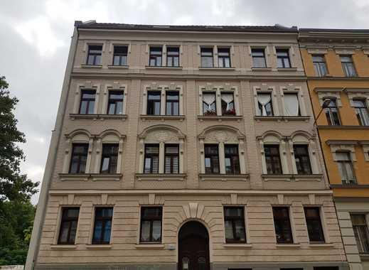 KAPITALANLAGE -  Leipzig - Anger Crottendorf 2 Raumwohnung im Dachgeschoss in ruhiger Seitenstraße
