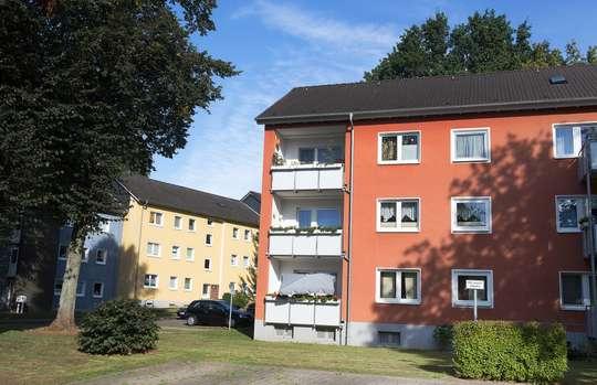 hwg - Balkonwohnung in schöner Lage zu vermieten!