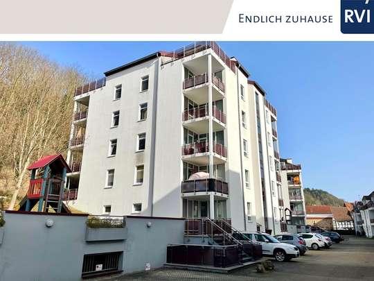 Weinheim: 3-Zimmer-Wohnung, da geht auch Homeoffice.