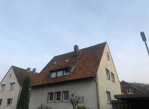 Do.-Brechten! Solides, freistehendes 3-Familienhaus! Erdgeschoss und Dachgeschoss werden frei!!