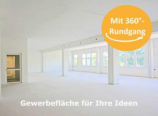 Gewerbefläche für Büro oder Einzelhandel auf 80 m²