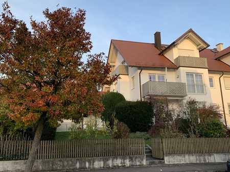 Gepflegte Garten-Wohnung, große Wohnküche, 3 Zimmer und Hobby-Raum in Mauern