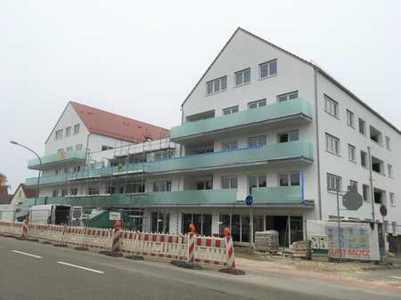NEUBAU in Pfuhl: 3-Zimmer-Wohnungen mit offener Wohnküche in Neu-Ulm (Neu-Ulm)