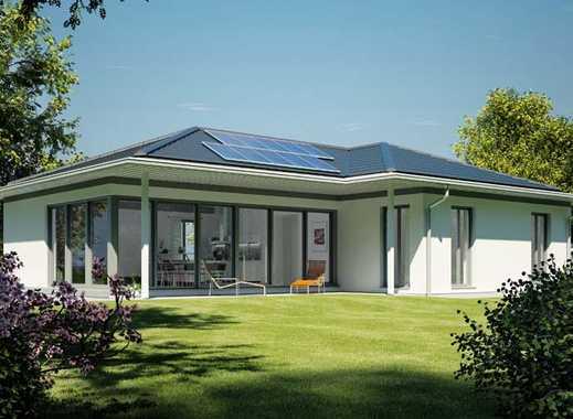 Herrlicher Bauplatz mit phantastischem Ausblick für Ihr modernes Wohnjuwel auf einer Etage!