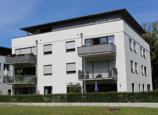 Familienfreundliche 4-Zimmer-Erdgeschosswohnung mit sonniger Terrasse (Baujahr 2012)
