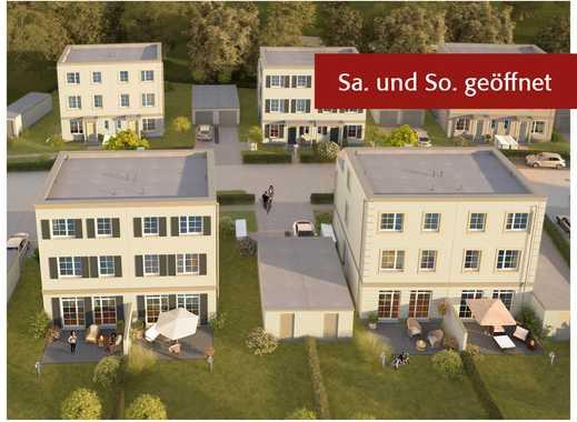 Elegant und anspruchsvoll - Wohnen in einem traumhaft schönen Doppelhaus am Jungfernsee