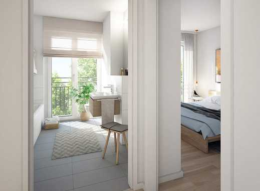 Direkt am Stadtwald! 3-Zimmer-Wohnung mit attraktiver Ausstattung und sonnigem Balkon