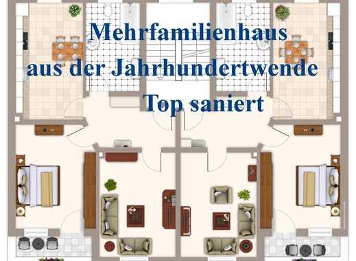 charmantes Mehrfamilienhaus aus der Jahrhundertwende mit 9 Wohneinheiten im westl. Ringgebiet