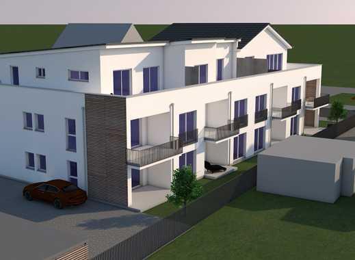 Neue, moderne, elegante 2-ZKB-Penthouse Eigentumswohnung