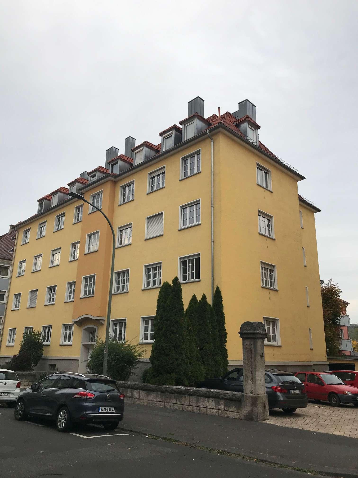 Schöne zwei Zimmer Wohnung in Würzburg, Zellerau in Zellerau (Würzburg)