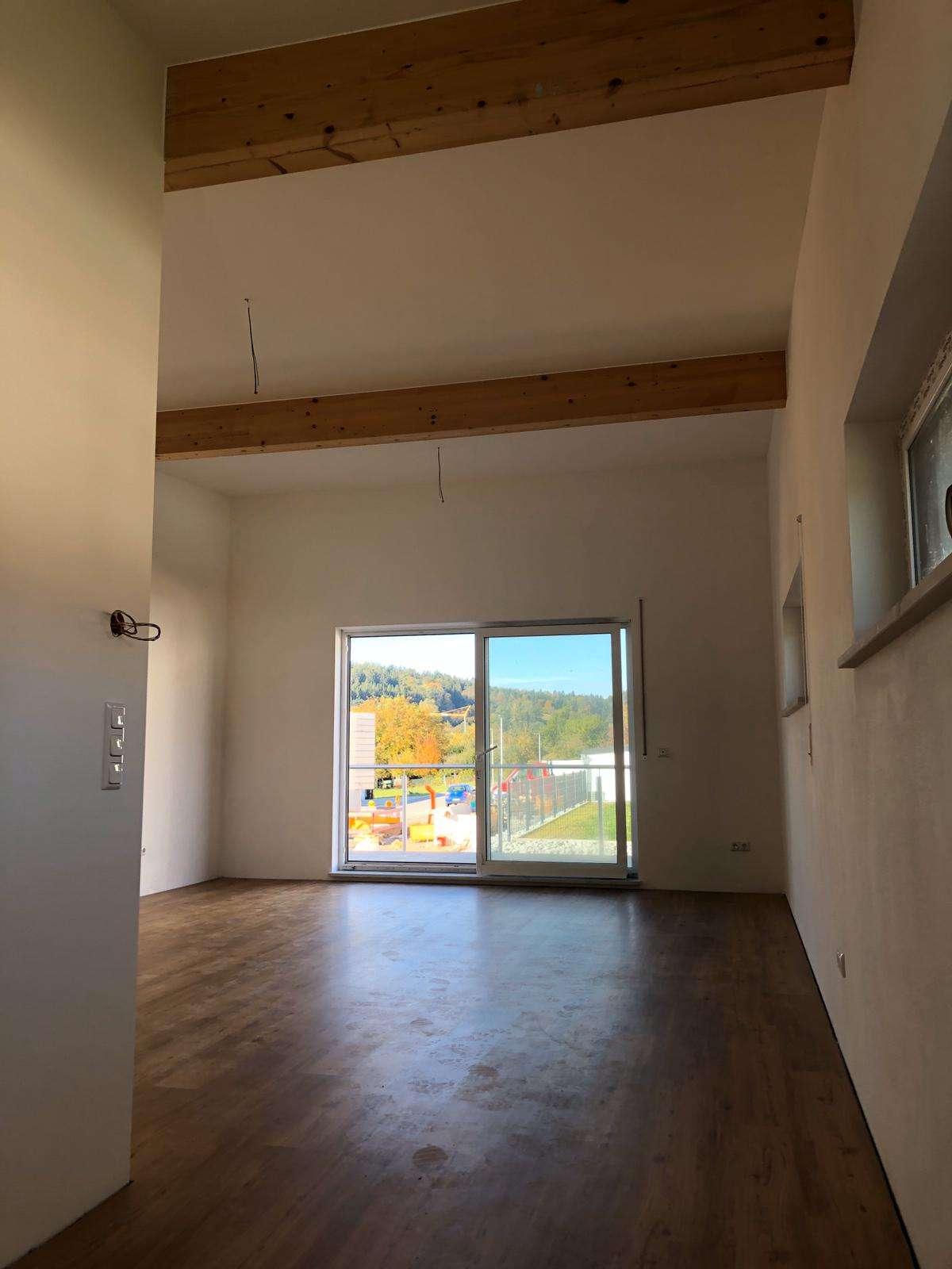 ERSTBEZUG, NEUBAU Wohnung mit KÜCHE in Deggendorf