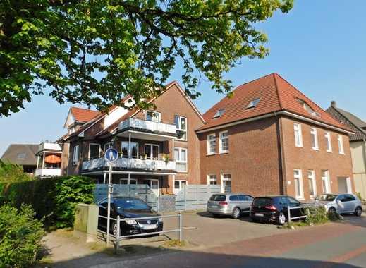 Rastede: Geräumige Dachgeschosswohnung im Zentrum, Objekt 4685