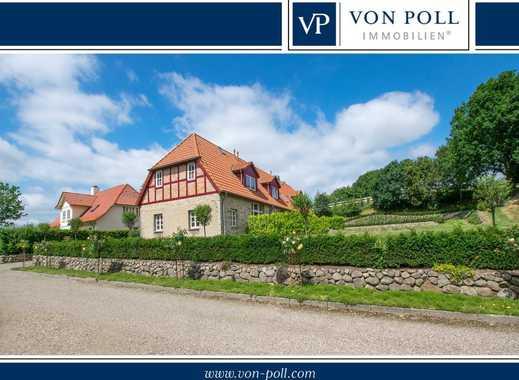 VON POLL Osterby: Exklusives, modernes Reihenmittelhaus auf einmaligem Grundstück