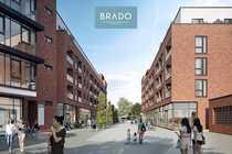 Bild Ladenfläche im repräsentativen Neubau BraDo Bramfelds neuer Mitte *provisionsfrei*
