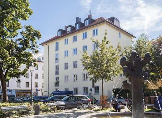 Bestlage Occamstraße - ruhig gelegene 3 Zimmer-Wohnung in Alt-Schwabing