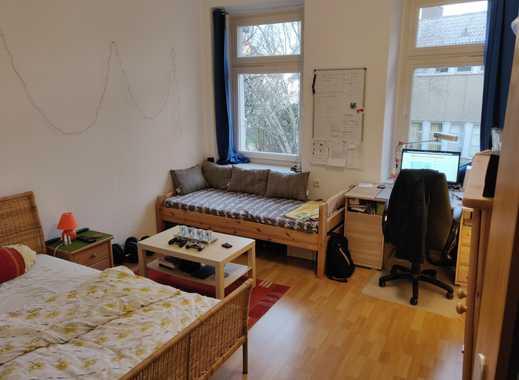 Möbliertes 17 qm Zimmer in 2er-WG