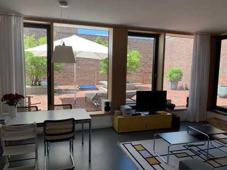 Exklusive  3 Zi-Wohnung 95 qm zzgl. Dachterrasse (150 qm) in Am Hart