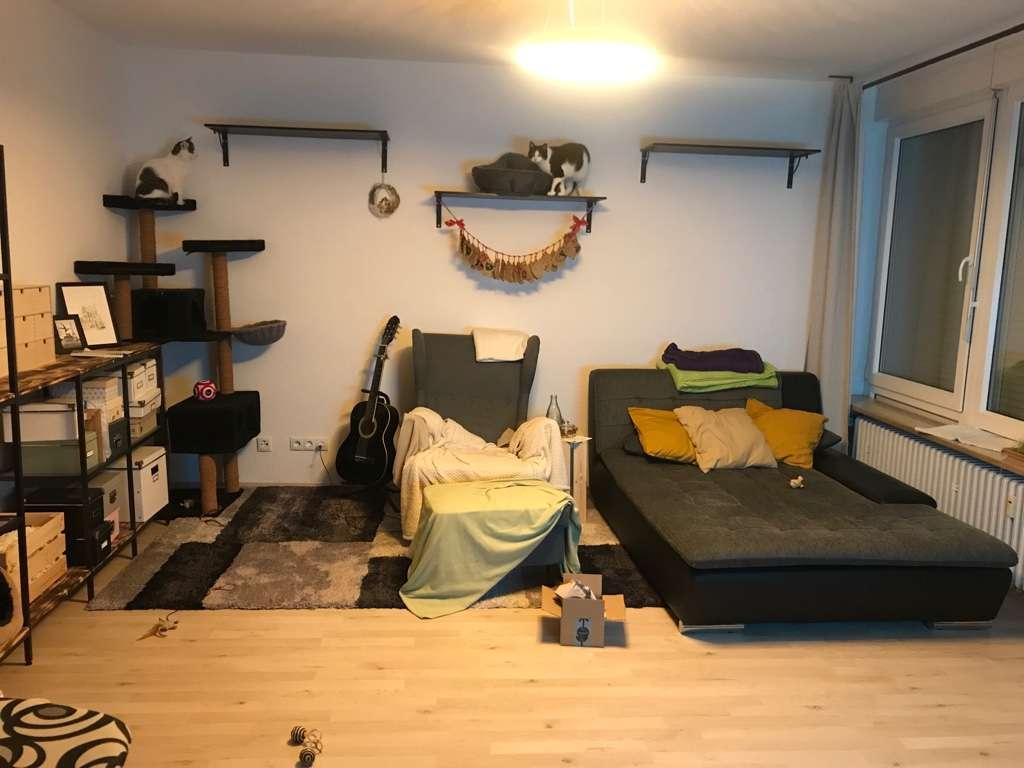 Schöne 3-Zimmer-Wohnung mit Balkon und Stellplatz in Nürnberg in Veilhof (Nürnberg)