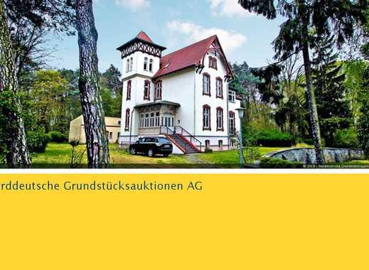 Denkmalgeschützte Villa mit großem Park in 17373 Seebad Ueckermünde, Liepgartener Straße 50