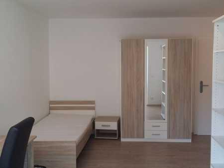 Neubau, möbliertes Zimmer ab 01.01.21 zu vermieten in Innstadt (Passau)