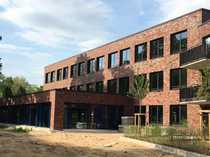 Neubau-Erstbezug Praxis- Bürofläche in Hamburg-Meiendorf