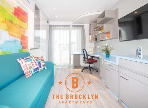 Möblierte Lifestyle-Apartments mit Gym, Sauna, Pool, Kino ab 630€ Kaltmiete
