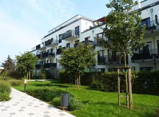 2 Zimmer-Erdgeschoss-Wohnung in Winterhude
