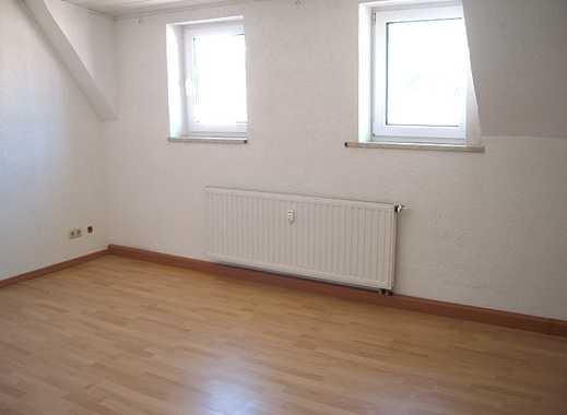 2-Raum-Wohnung im DG !