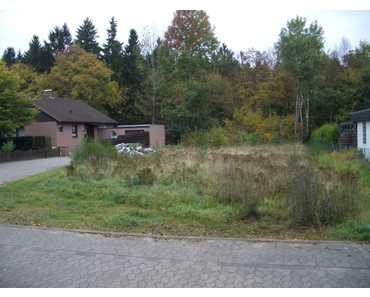 PROVISIONSFREI - Schönes vollerschlossenes Grundstück im Naturpark Südheide in Unterlüß