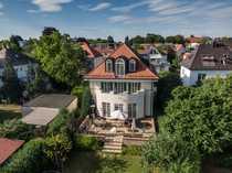 Stadtvilla in Rosenheim Für Menschen