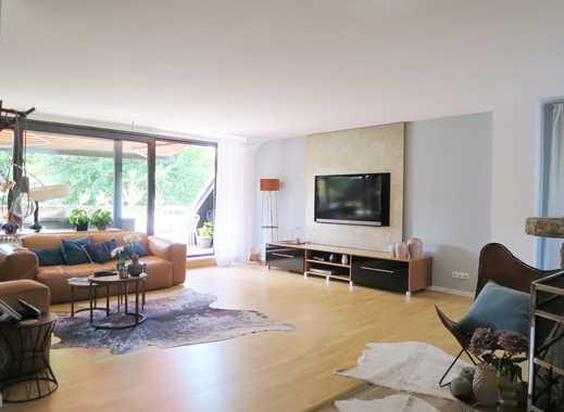 Großzügige Maisonette-Wohnung der besonderen Art -          (ca. 132 m²) mit Süd/West-Terrasse!
