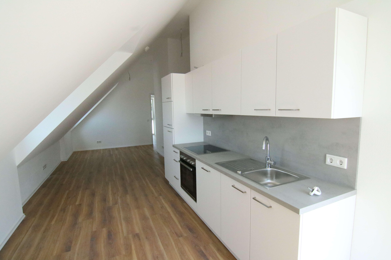 1A Lage & Neubau: sehr schöne 2 ZKB Dachgeschosswohnung - Friedrichshofen - IN/West