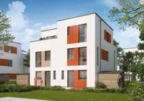 Zukunftsweisend Doppelhaushälfte mit KfW 40-Standard