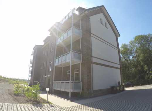 Wülfrath: Naturnahe, exklusive 3-Zimmer-Wohnung mit Südbalkon!