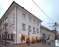 Geschäftshaus in Top-1A Lage Rastatt