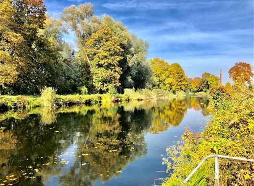 LEHNITZSEE-IMMOBILIEN: EFH mit direktem Wasserzugang