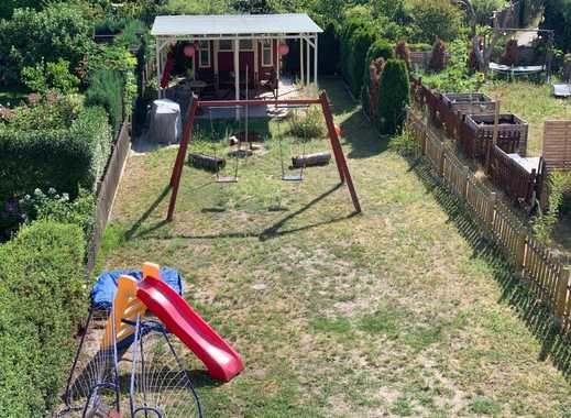 Viel Platz in ruhiger Lage, großem Garten, Maisonett Wohnung